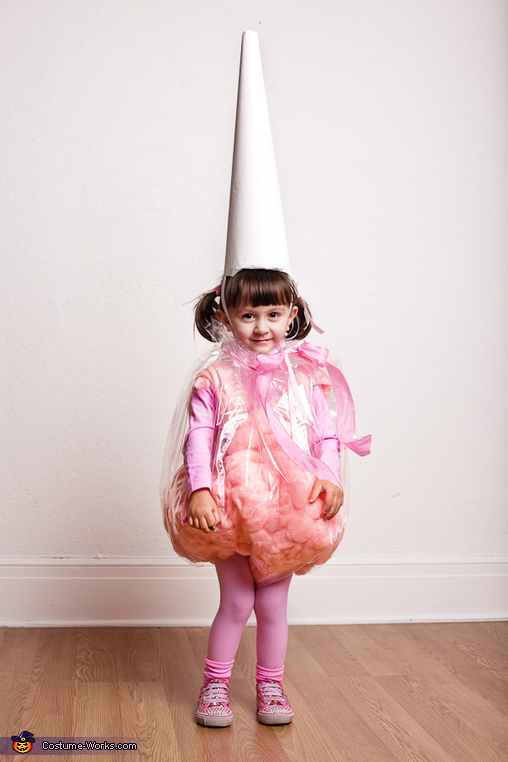 cotton candy halloween costume from costume works