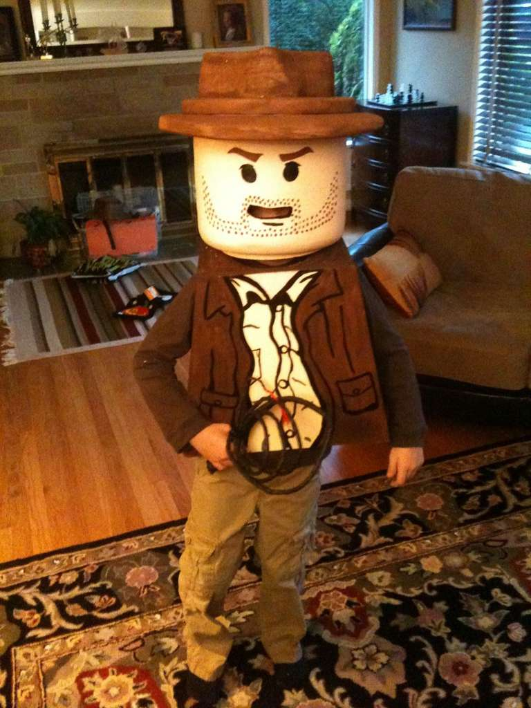 40 Awesome Homemade Kid Halloween Costumes You Can